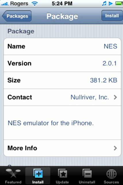 How to Add NES ROMS to Your iPhone | iPhone in Canada Blog