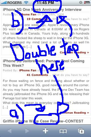 Top 5 iPhone 3G Tricks & Tips For Newbies | iPhone in Canada