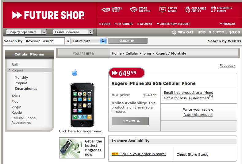 iphone 4 for sale without contract outrageludl iphone 4 price canada without contract 19292