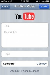 iphone3GS_youtube