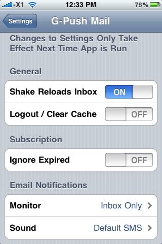 G-Push Mail4
