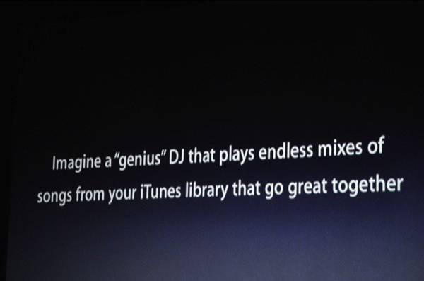 Genius DJ