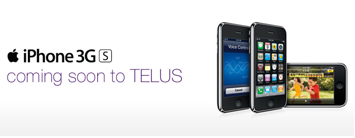 Telus iPhone