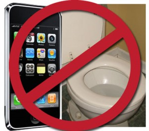 iphone.toilet