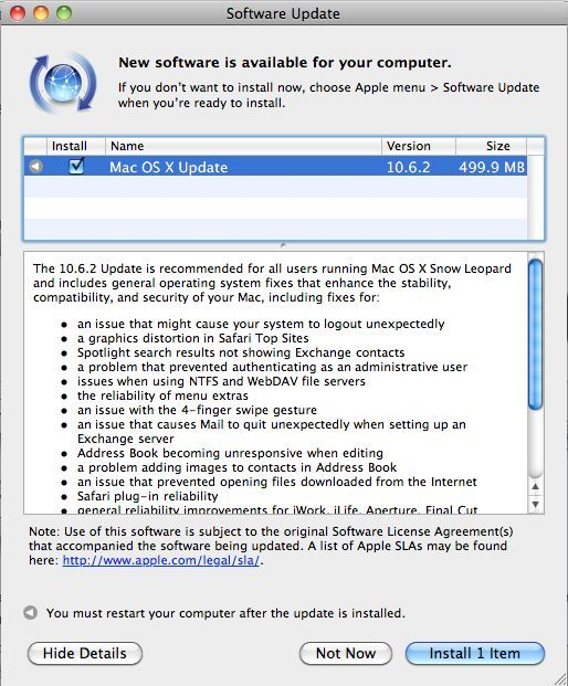 Mac os x 10.6.1 adobe audition