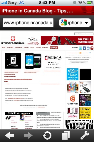 Review: Opera Mini for iPhone | iPhone in Canada Blog