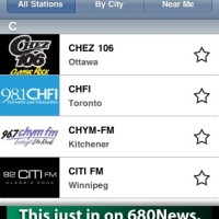 Rogers Radio For iPhone | iPhone in Canada Blog