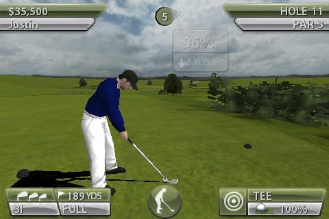 Tiger Woods Screenshot