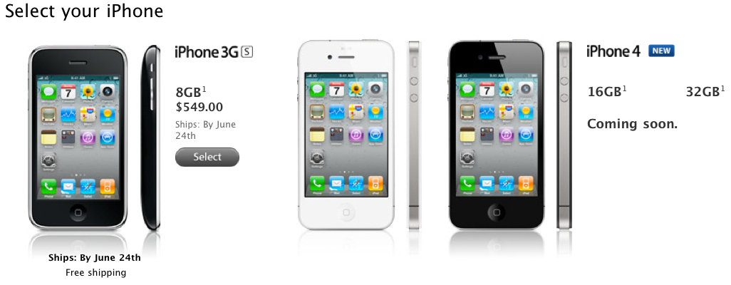 iphone 4 trade in value unlocked iphone 4 price predictions for canada 649 749 17341