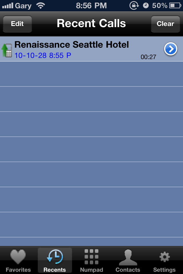 netTalk iPhone App: Free Calls Over WiFi/3G to Canada/USA