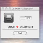 Hacktivator Running