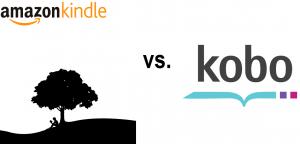 Kindle vs  Kobo eReader App Review | iPhone in Canada Blog