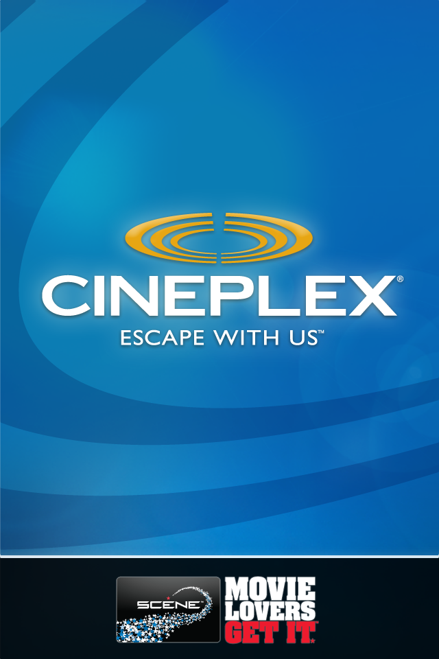 Cineplex Mobile iPhone App Now AvailableCineplex Mobile iPhone App Now Available