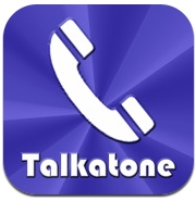 talkatone voip app free iphone google talk voice calls over 3g wifi