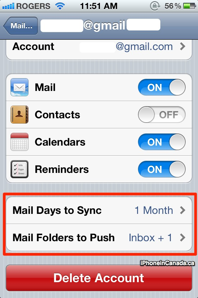 Google Sync Gmail Bug: Fix For Missing Emails On IPhone