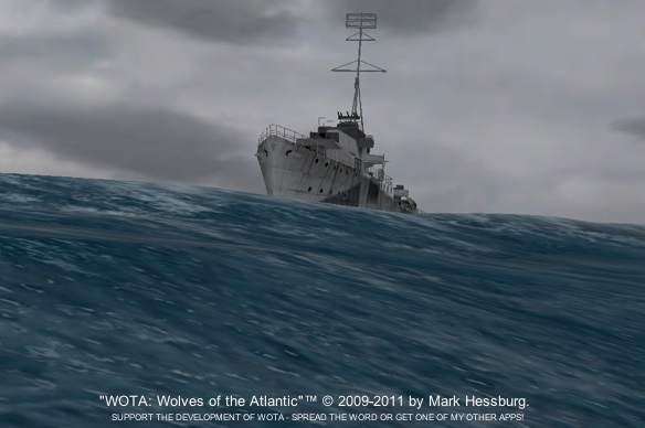 wota, wolves of the atlantic