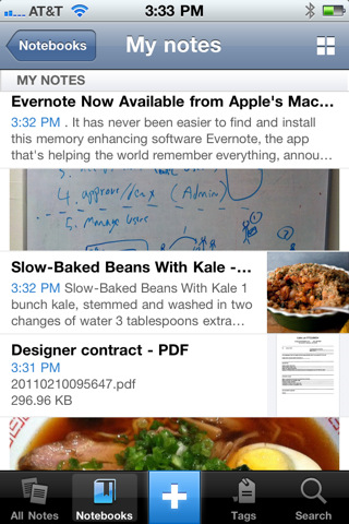 App Updates: CBC News, Evernote, Mint com | iPhone in Canada