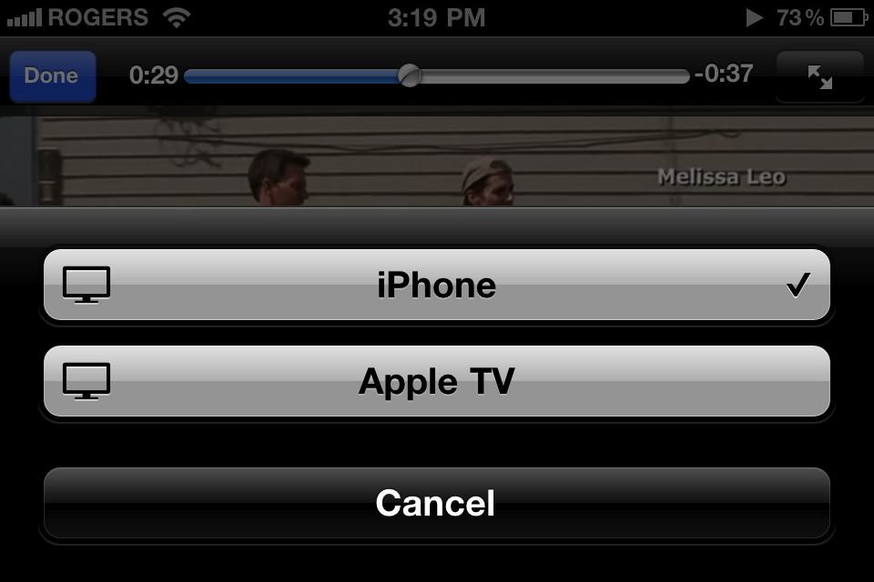 Air Video Updated to Support AirPlay