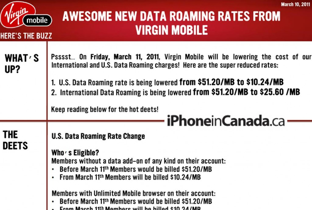 mobile rates Virgin
