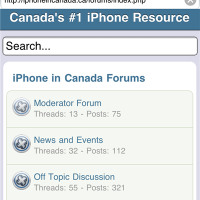 bitBulletin: Native Forums Browser For iPhone + Giveaway | iPhone in