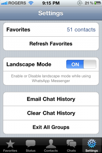 WhatsApp Messenger is Currently FREE in the App Store for the
