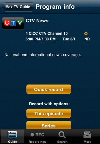 sasktel max remote dtvr app manages your pvr from iphone iphone in rh iphoneincanada ca SaskTel Directory SaskTel Support