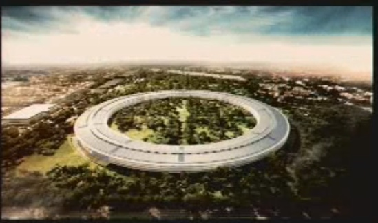 new apple campus