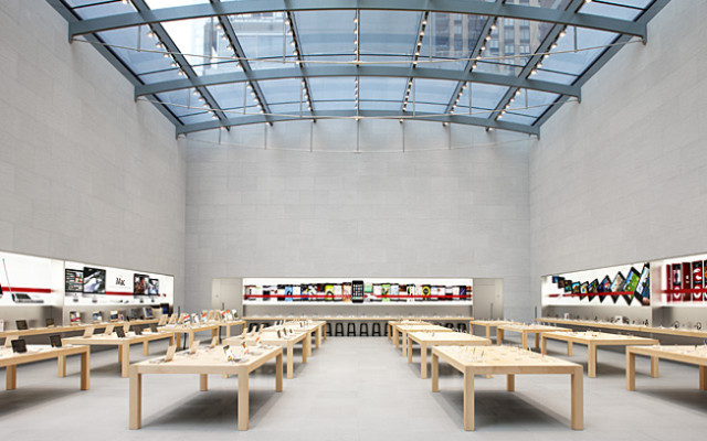 Apple Store S Self Check Out In Store Pick Ups Ios App Iphone In Canada Blog