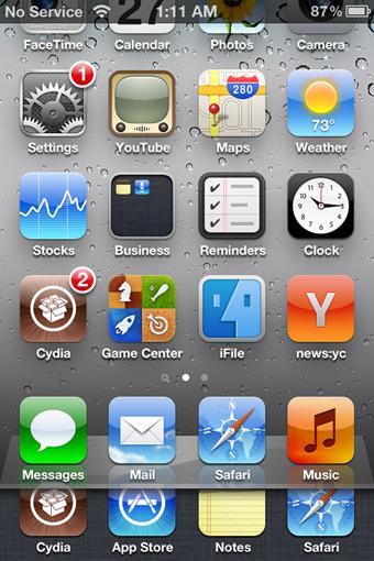 Download Zephyr 1 1 Multitasking Gestures For iPhone / iPod