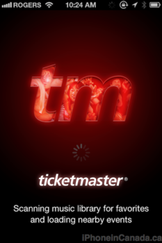 Ticketmaster iPhone App Offically Announced for Download | iPhone in