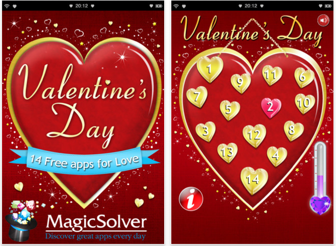 Valentine's Day 2012: 14 Best Free Apps For Love [Download] | iPhone