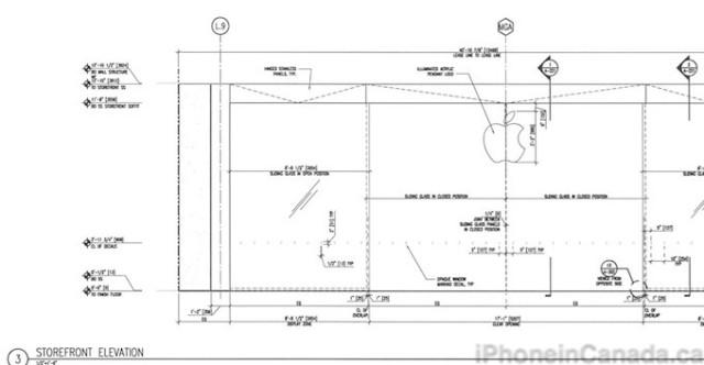 Exclusive halifax apple store confirmed as floor plans for Retail store floor plan maker
