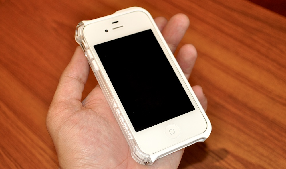 white iphone 4s element vapor comp for iphone 4 4s white review 13296