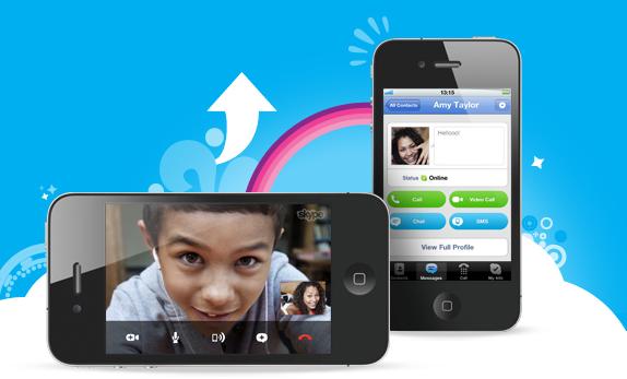 skype per iphone 4s