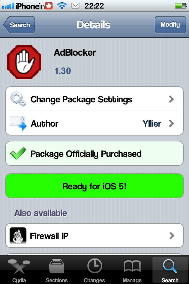 AdBlocker Cydia Tweak Now Free, For a Limited Time | iPhone