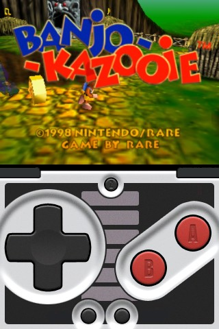 n64iOS Now In Cydia - Nintendo64 Emulator For Your iPhone | iPhone