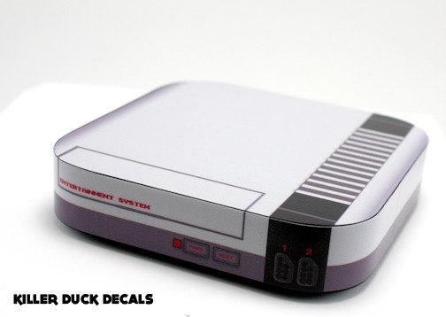 nintendo 8 bit console
