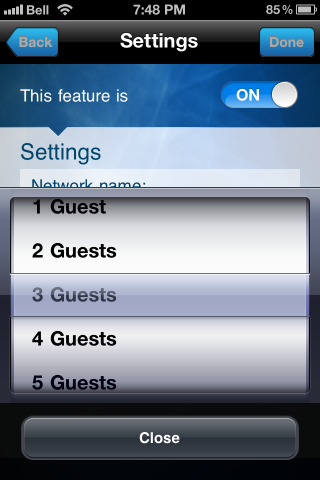 Cisco Linksys Connect Express App Now In App Store | iPhone in