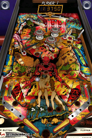 Apple's App of the Week - Pinball Arcade | iPhone in Canada Blog