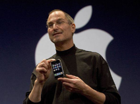 "Steve Jobs named one of Time magazine's top 20 ""most influential Americans""."