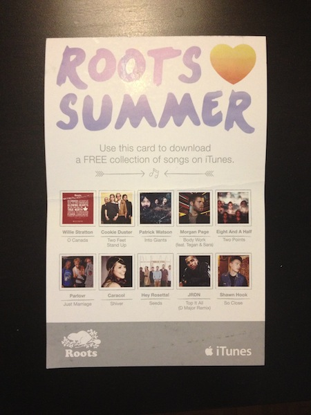 Roots Summer Promo Brings Free iTunes Song Downloads