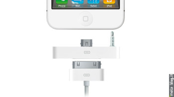 Potential iPhone 5 Dock Connector Adaptor