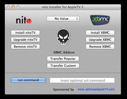 Download Nito Installer: Easy Apple TV 2 Jailbreak Utility | iPhone