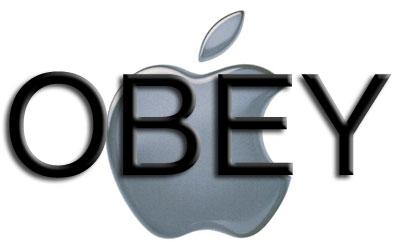 Apple Fanboy - Must Obey!