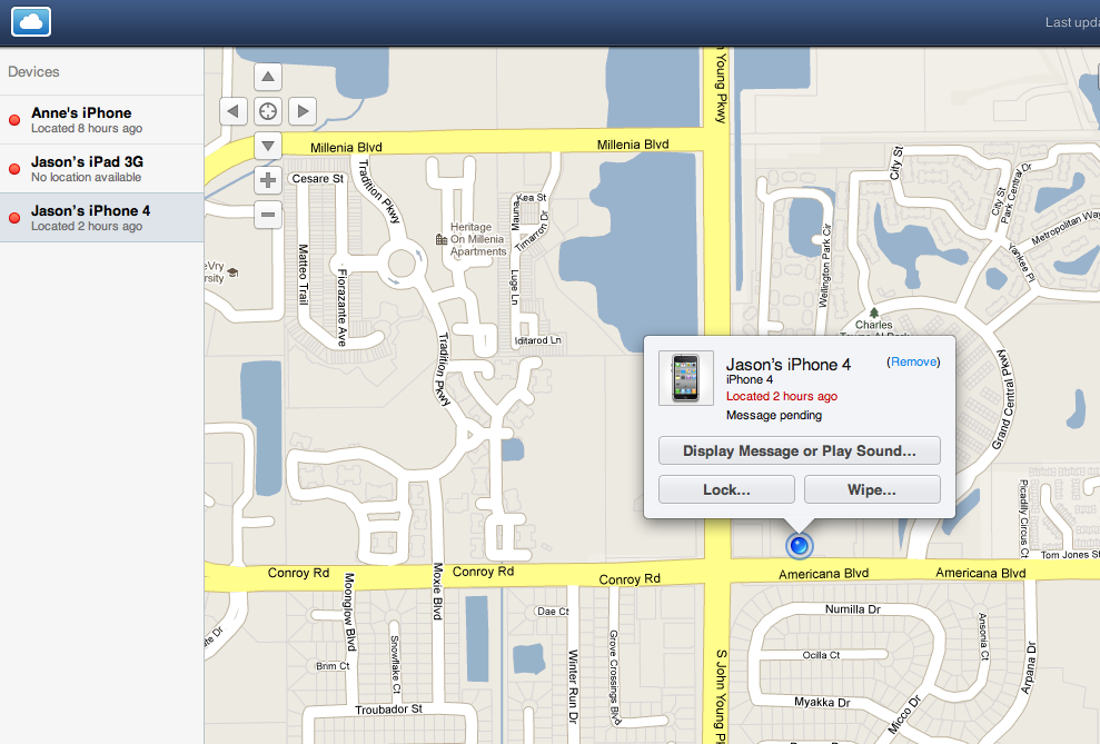 Police Track Stabbing Suspect Using Victim's Stolen iPhone