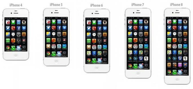 how tall is a iphone 5 iphone 5 a taller change than expected iphone 18527