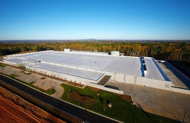 Apple Prineville data center