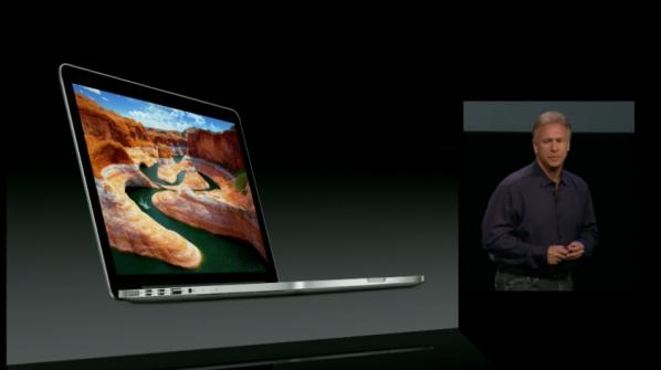 13-inch Retina MacBook Pro