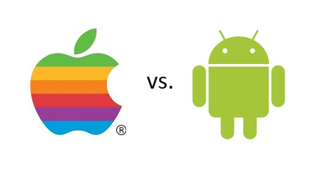 iOS vs. Android