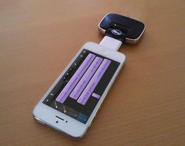 Blue Mikey Digital Microphone For Iphone Ipad Review Iphone In Canada Blog